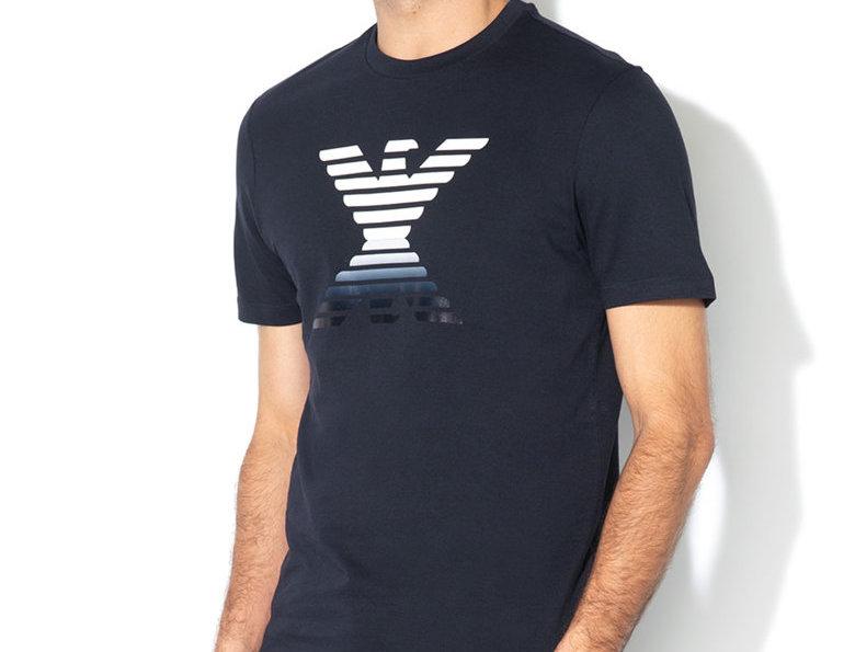 EA7 Emporio Armani T-shirt Navy 6g1tc3 1j00z 0933