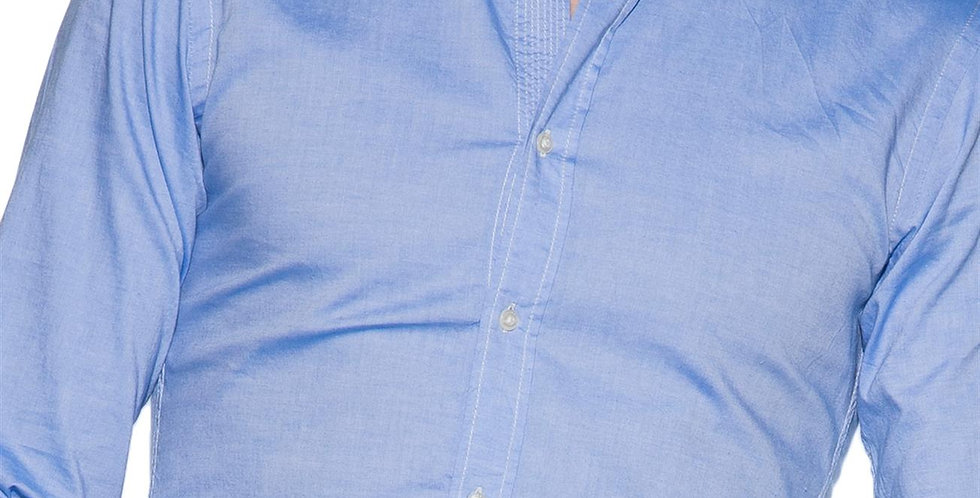 Scotch & Soda Men's Light Blue Shirt P99