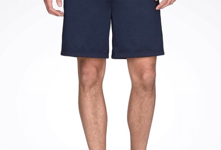 Armani Exchange Tricot Track shorts 8nzs89 - Navy