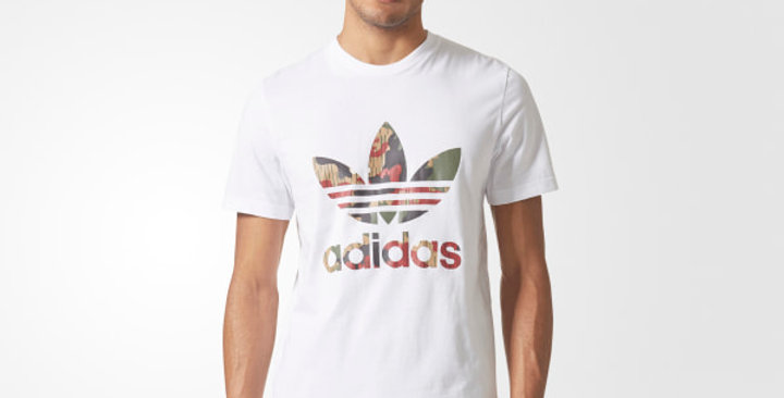 Adidas Camiseta Pharrell Williams HU Logo WHITE CY7869 P49