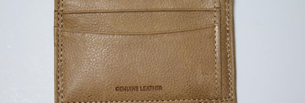 Jasso Ella men's genuine leather wallet - Brown