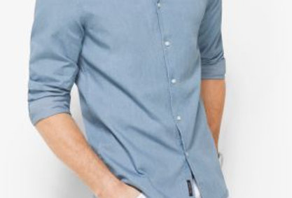 Michael Kors Denim Men's Shirt P52