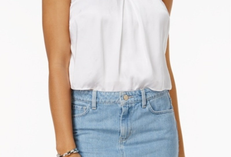 Guess Bijoux Tie-Back Top P59