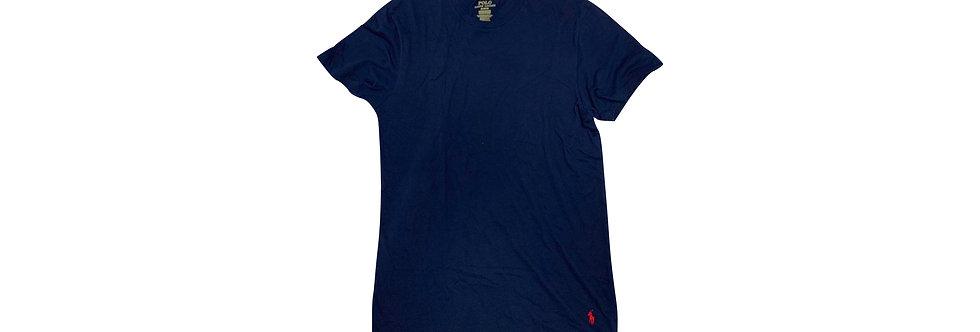 Polo Ralph Lauren Plain Navy T-Shirt P49
