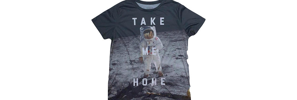 Mighty Fine Space T-Shirt P16