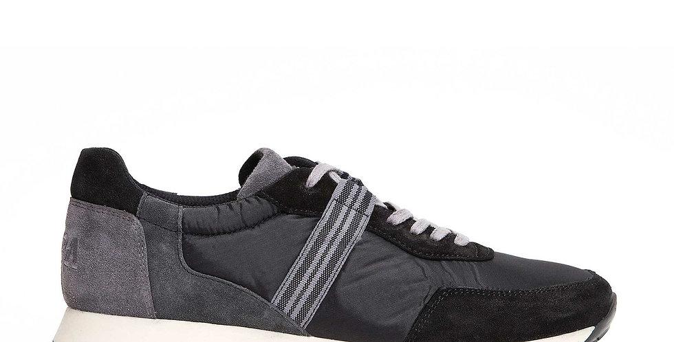 U.S. Polo Assn. mmen's shoes s081sz033.000.533713 - Black / Grey