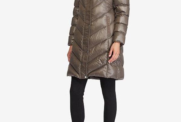 Ralph Lauren Packable ultra Weighted Down Women Rain Coat P203