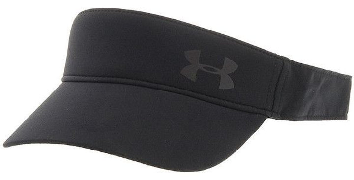 Under Armour Women's UA Fly Fast Visor 1254605 - Black