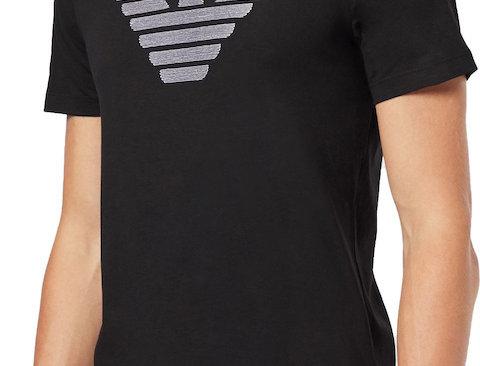 EA7 EMPORIO ARMANI T-Shirt Black 6g1tc0 1j00z 0999