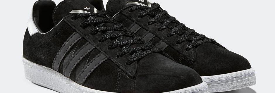 Adidas WM Campus 80s BA7516 sneaker - Black