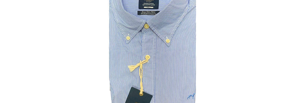 Sacoor Brothers Stopped Soft Cotton Men's Shirt P150