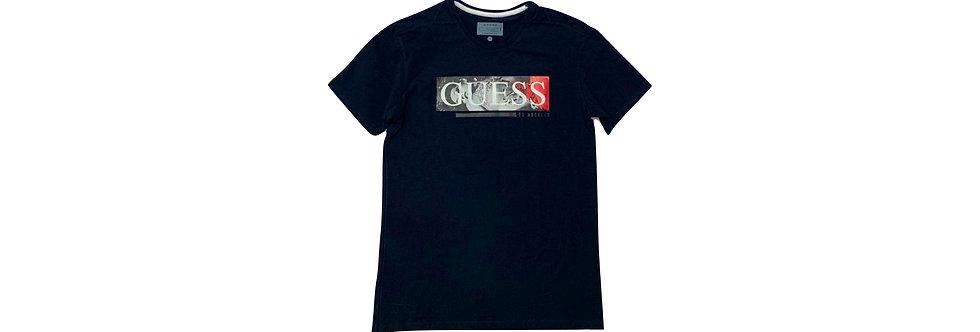 Guess Men's Printed T-Shirt N9001 P48