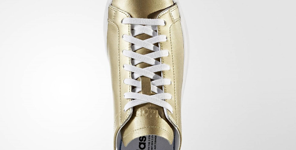 Adidas Literally Women Sneakers CourtVantage Originals Gold EFHKNS25 125