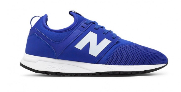 New Balance men's sneaker mrl247bw - Blue