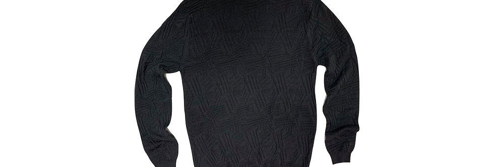 Guess Men's Patterned Grey Pullover P74