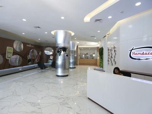 Hamdard Corporate Office