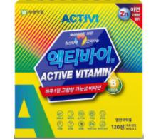 부광약품, 고함량 활성비타민제 액티바이 출시