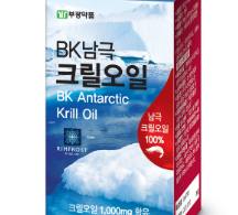 부광약품, BK 남극크릴오일 출시