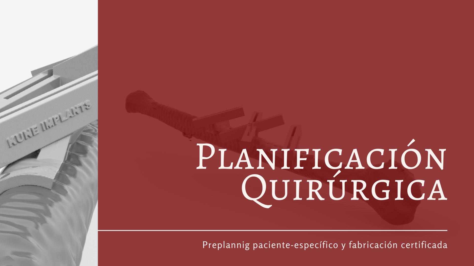 Planificacion Quirurgica