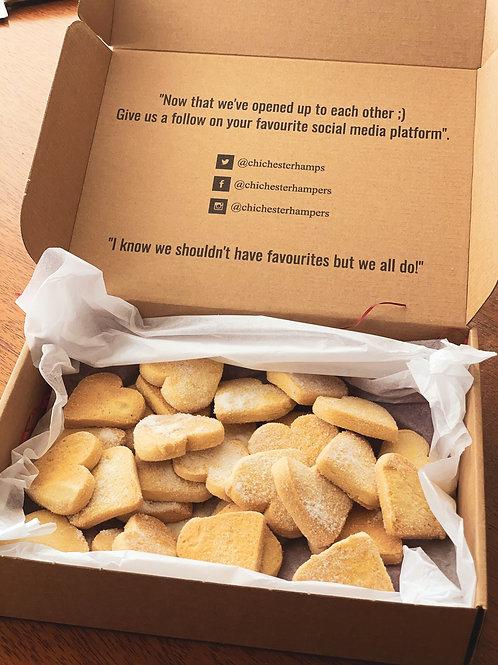 Shortbread Box (Vegan)