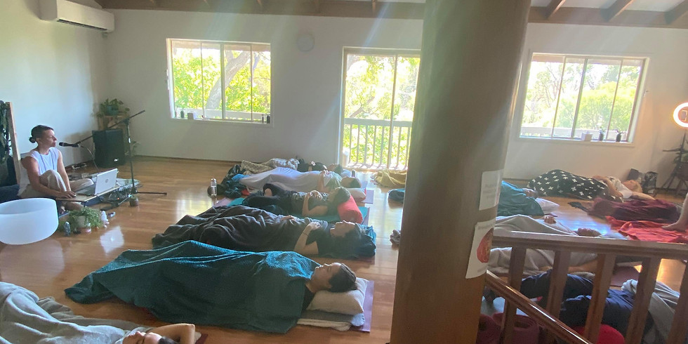 August 2021 Sonic Meditation @ heART of Rest