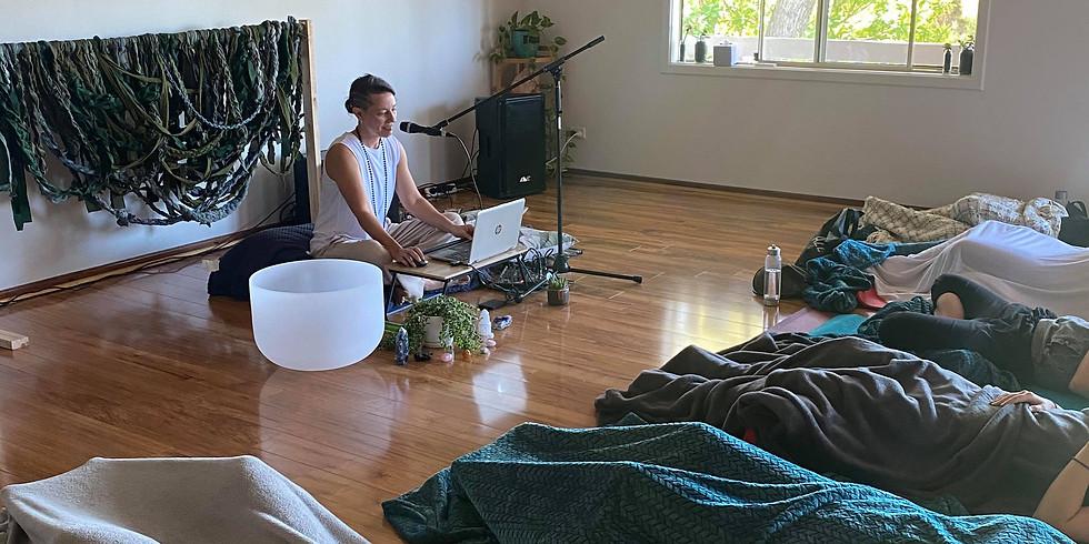 June 2021 Sonic Meditation @ heART of Rest