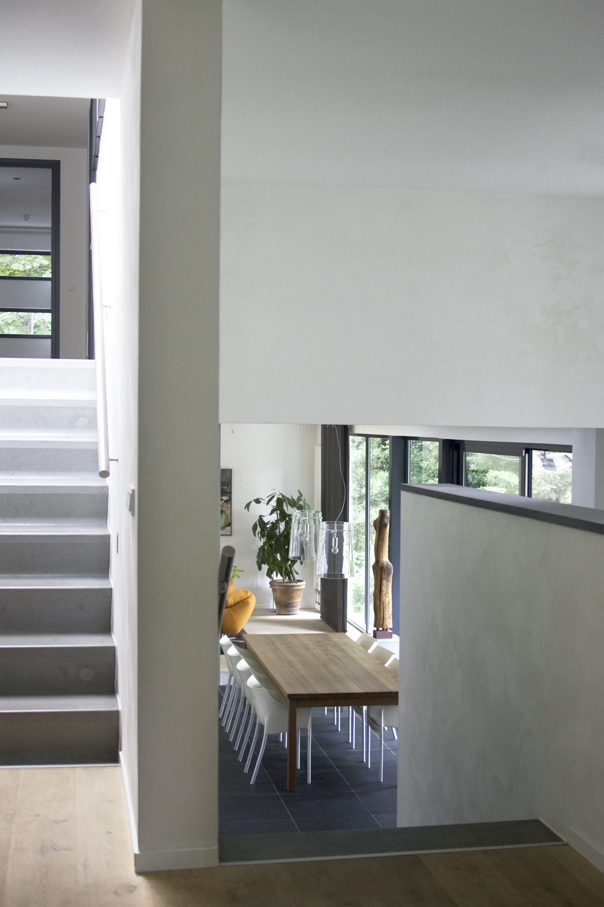 Moderne Villa Interieurarchitect  's