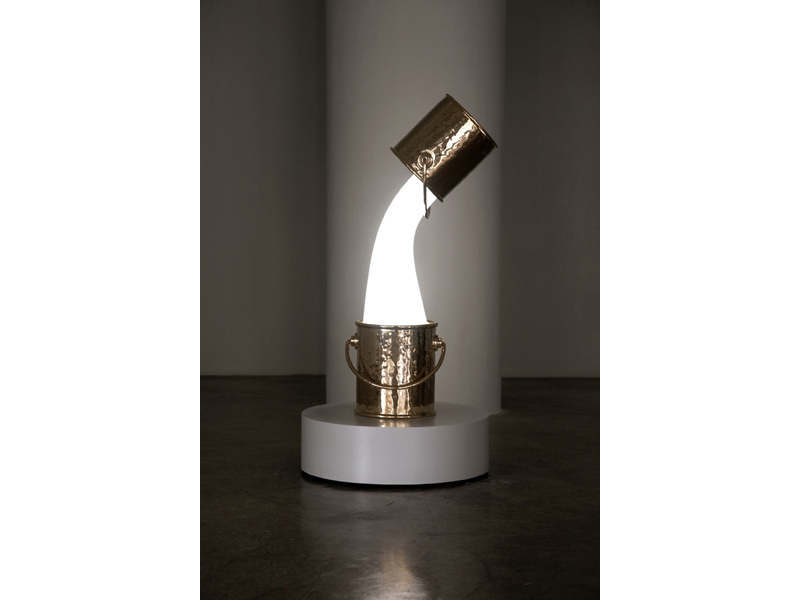 Wonderlamp- Pieke Bergmans in collaboration with Studio Job