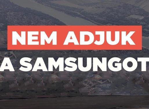 Összefogás? Nem adjuk a Samsungot!