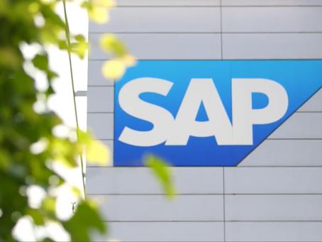 SAP Announces Q3 Results for 2020
