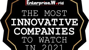 "Approyo Listed to ""The Most Innovative Companies to Watch in 2021"" by The Enterprise World"