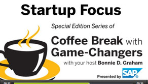 Approyo CEO Christopher Carter Featured on Startup Focus with Game-Changers, Presented by SAP