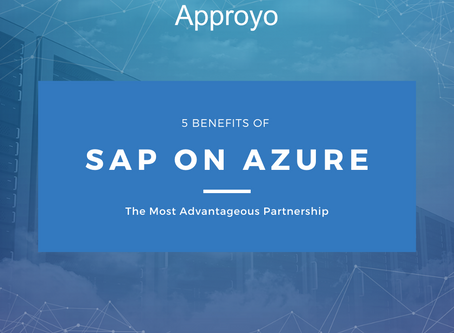 5 Benefits of Embracing SAP on Microsoft Azure