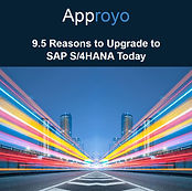 9.5 reasons to upgrade to SAP S/4HANA