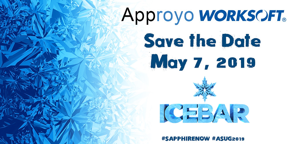 "Visit Approyo the ""Coolest""SAP SAPPHIRE NOW Party on Tuesday, May 7"
