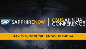 Top Highlights from the 2019 SAP SAPPHIRE NOW and ASUG Annual Conference