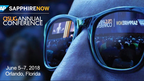 SAP SAPPHIRE NOW 2018 Preview