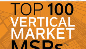 Approyo Named to ChannelE2E Top 100 Vertical Market MSPs: 2020 Edition