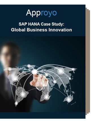 Approyo SAP HANA Case Study