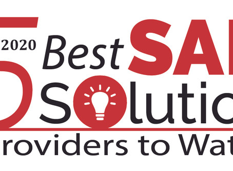 Approyo Named one of 2020's '5 Best SAP Solution Providers Companies to Watch' by The Silicon Review