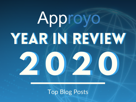 2020 Year in Review: The Top Approyo Blog Posts