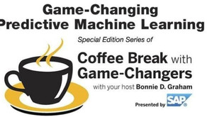Approyo CEO Chris Carter featured on Game-Changing Predictive Machine Learning, Presented by SAP