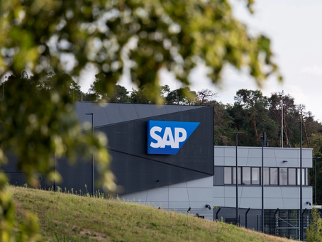 SAP Releases Q1 Preliminary Results, Showing IT Spending Growth After Covid-19 Disruption
