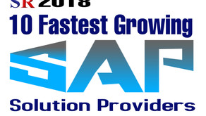 Approyo Named Among 10 Fastest Growing SAP Solution Providers of the Year 2018 by The Silicon Review