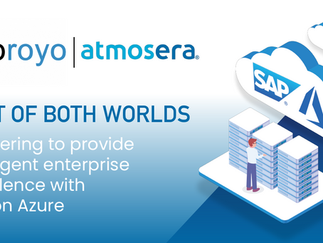 Atmosera and Approyo Partner to Provide SAP Solutions on Microsoft Azure