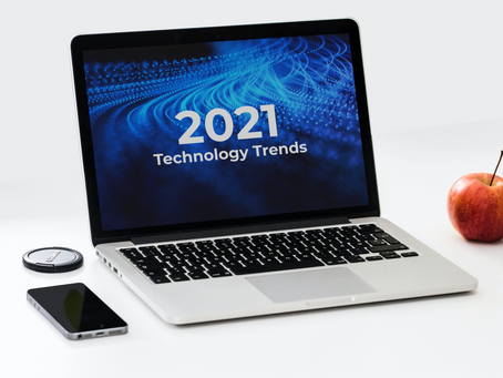 Top 5 Technology Trends to Get Behind in 2021