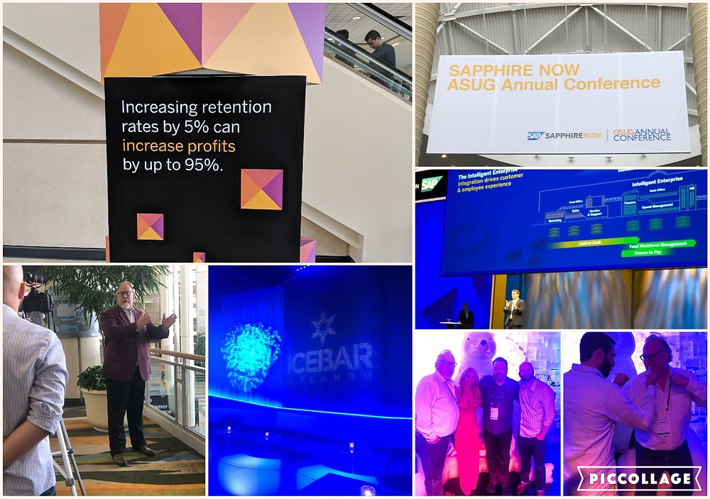Key takeaways from the 2019 SAP SAPPHIRE NOW and ASUG Annual Conference with Approyo CEO Chris Carter