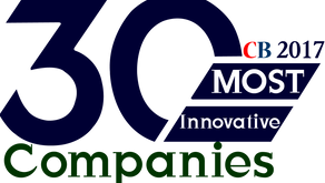 Approyo Named Among 30 Most Innovative Companies 2017 by CIO Bulletin Magazine