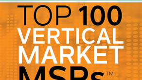 Approyo Named to the ChannelE2E Top 100 Vertical Market MSPs