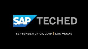Top Reasons to attend SAP TechEd Las Vegas